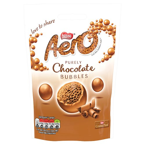 Aero Bubbles Milk Chocolate 102 g