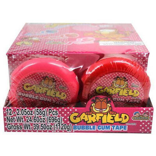 Garfield Bubble Tape 58 g