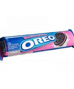 Oreo Roll Strawberry Creme 133 g