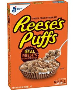 Reeses Puffs Peanut Butter 326 g