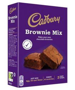 Cadbury Chocolate Brownie MIx 350 g