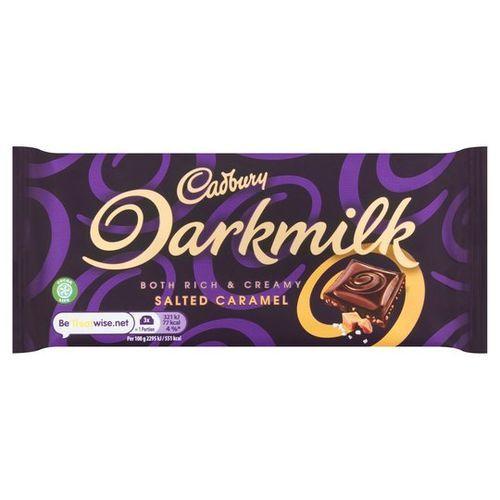 Cadbury Dark Milk Salted Caramel 85 g