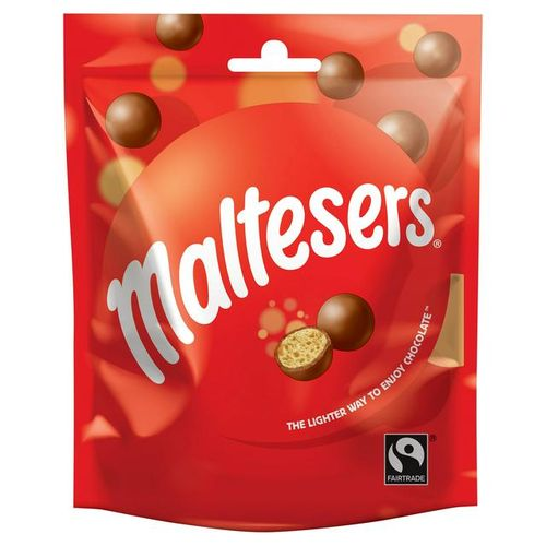 Malteser Fairtrade Chocolate Pouch 102 g
