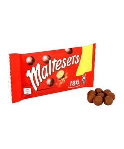 Maltesers Fairtrade Chocolate Bag 37 g