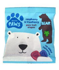 Bear Paw Artic Raspberry & Blueberry 20 g