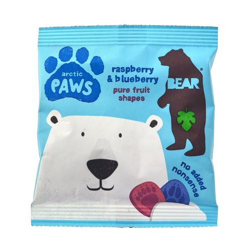 Bear Paw Artic Raspberry & Blueberry 20 g