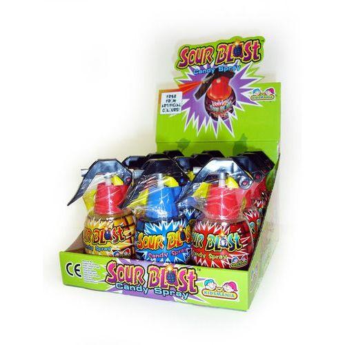 Candy Sour Blast Spray 57 g