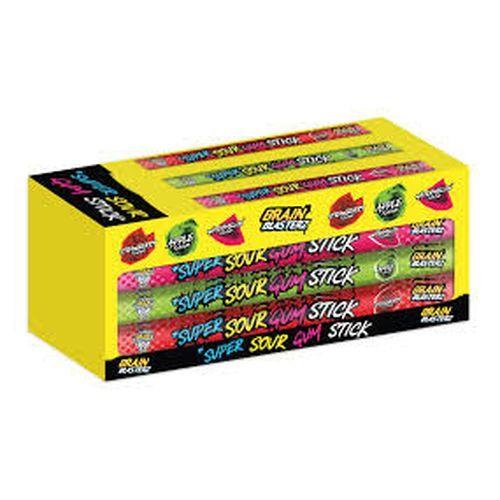 Brain Blasterz Sour Gum 22 g