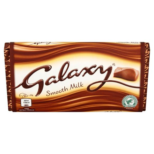 Galaxy Milk Block 110 g