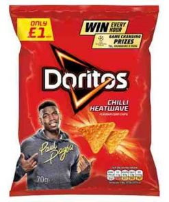 Doritos Chilli Heatwave 70 g