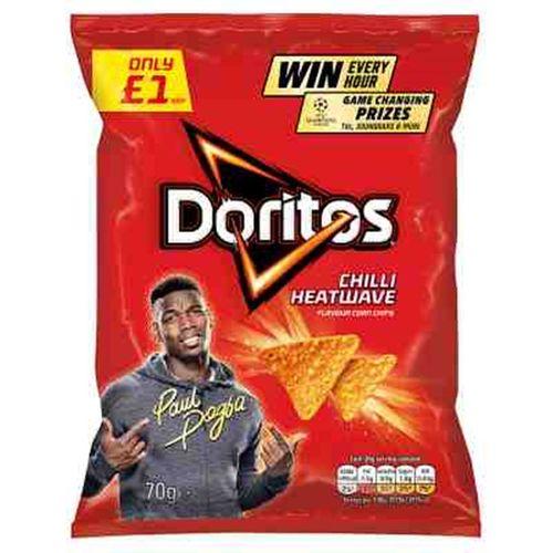 Doritos Chilli Heatwave 70 g