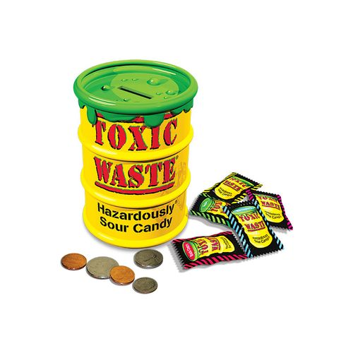 Toxic Waste Yellow Money 85 g