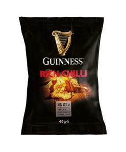 Guinness Rich Chilli Chips 40 g
