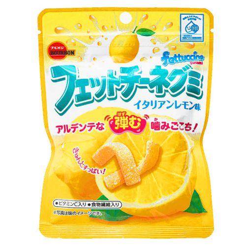 Fettuccine Gummi Italian Lemon 50 g