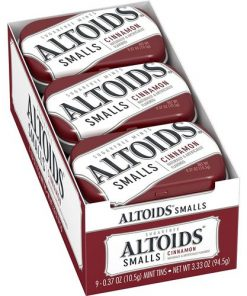 Altoids Sugar Free Cinnamon Mints 10
