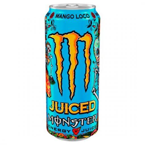Monster Mango Loco 500 ml
