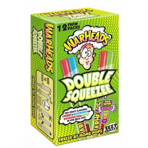 Warheads Freezer Pop Double Squeezee 240 ml