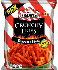 Fridays Baked Crunchy Fries 127.6 g