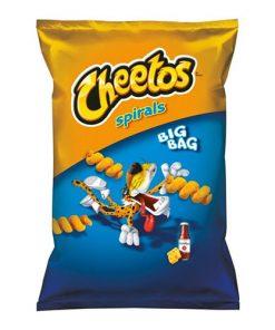 Cheetos Cheese Ketchup Spirals 85 g
