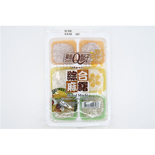 He Fong Cream Mochi Mix 210 g