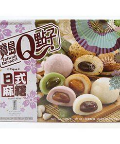 He Fong Mochi Japanese Mix 600 g