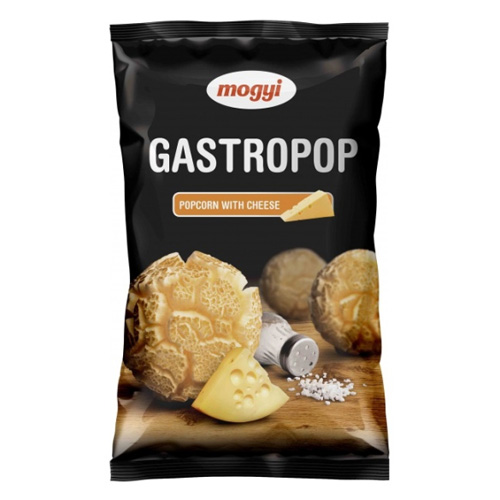 Gastropop Popcorn Cheese 80 g