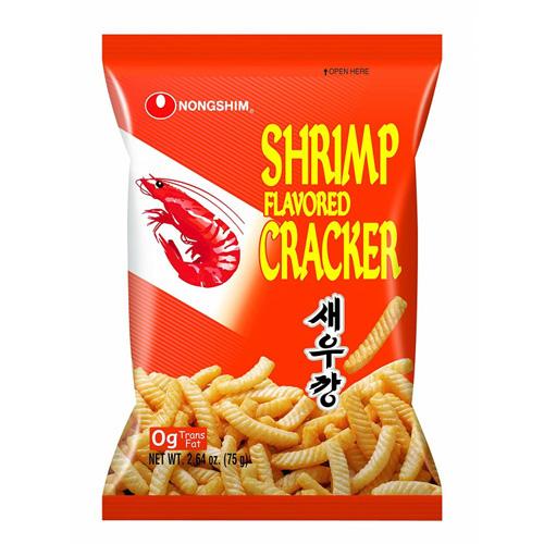 Nongshim Shrimp Chips 75 g