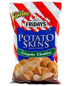 Fridays Potato Skins Jalapeno Cheddar 113.4 g
