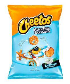 Cheetos Rock Paw Cheese 85 g