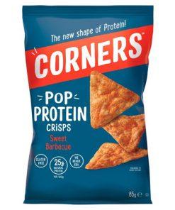 Pop Corners Protein Sweet BBQ 85 g