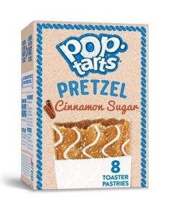 Pop Tarts Pretzel Cinnamon Sugar 384 g