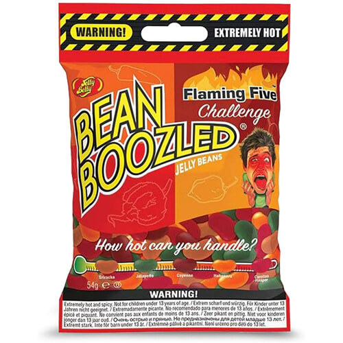 Jelly Belly Flaming Five 54 g