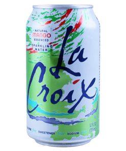 La Croix Mango Soda 355 ml
