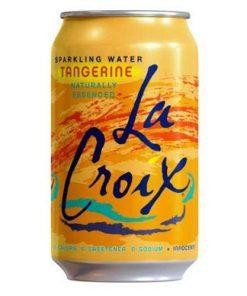 La Croix Tangerine Soda 355 ml
