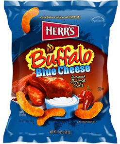 Herrs Buffalo Cheese Curls 85 g