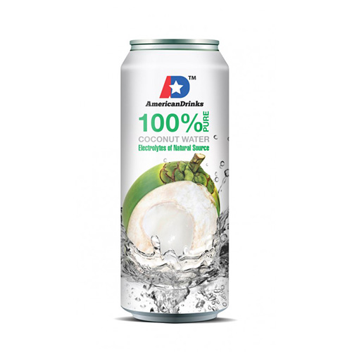 100% Coconut Water 500 ml