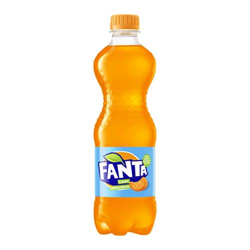 Fanta Mandarin 500 ml
