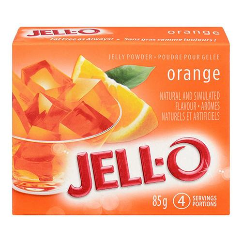 Jell-o Orange 85 g
