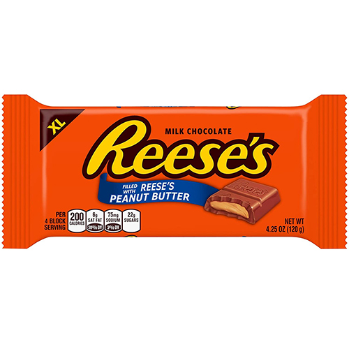 Reese´s Milk Chocolate Peanut Butter 120 g