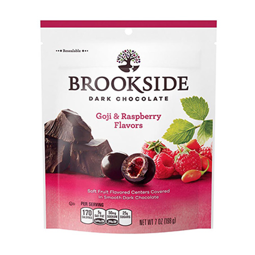 Brookside Goji & Raspberry Dark Chocolate 198 g
