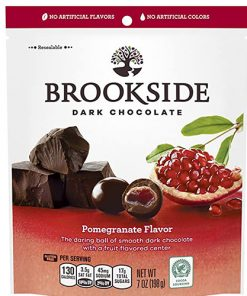 Brookside Pomegranate Dark Chocolate 198 g