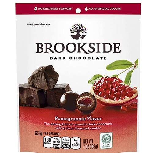 Brookside Pomegranate Dark Chocolate 198 g