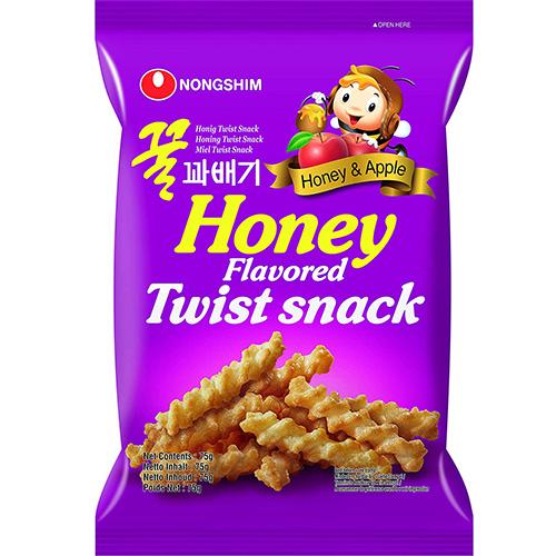 Nongshim Honey Twist Snack 75 g