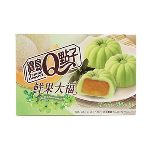 Mochi Hami Melon 210 g