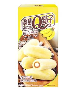 Mochi Banana Milk Roll 150 g