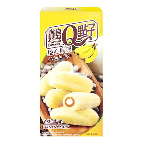 Mochi Banana Milk Roll 150 g