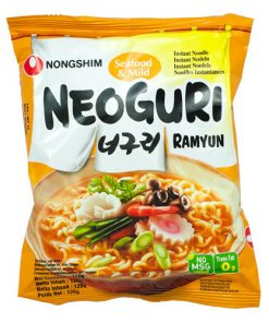 Neoguri Seafood Ramen Mild 120 g