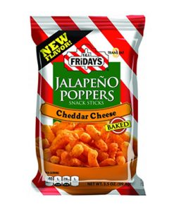 Friday´s Jalapeno Poppers Cheddar Cheese 99