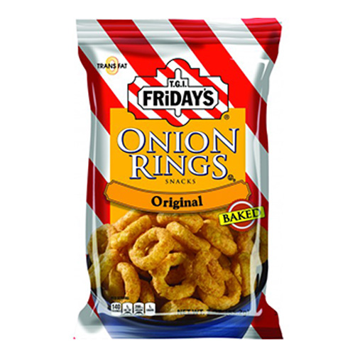 Friday´s Onion Rings Original 78 g