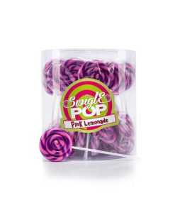 Swigle Pop Mini Pink Lemonade 12 g